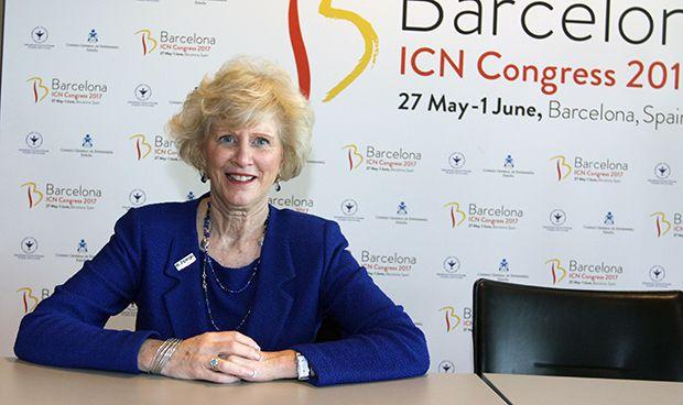 """Las enfermeras son """"una parte fundamental"""" para lograr la sanidad universal"""