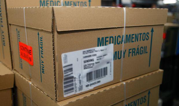 Las exportaciones de medicamentos españoles caen un 10%