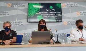 Las farmacias de Aragón podrán emitir certificados de prueba negativa Covid