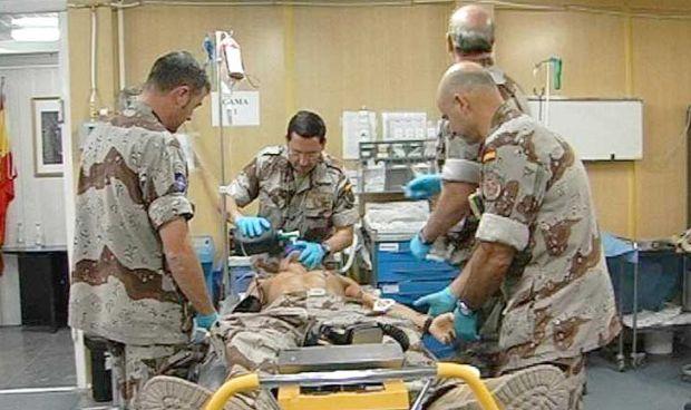Las Fuerzas Armadas ya tienen su primera promoción de médicos militares