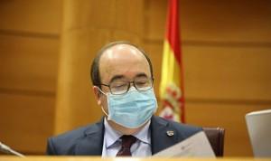 Las indemnizaciones que Iceta plantea a los sanitarios interinos en la OPE