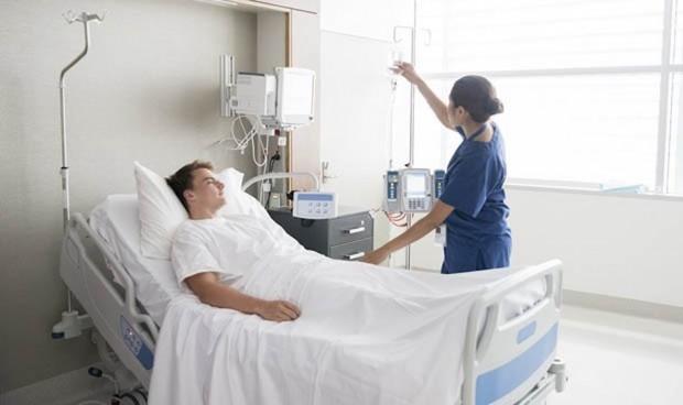Las infecciones hospitalarias aumentan por el Covid tras años de descenso