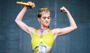 Las manos a la cabeza ante la última dieta de Katy Perry