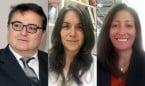 Las nuevas caras de la Junta Directiva de Neumomadrid