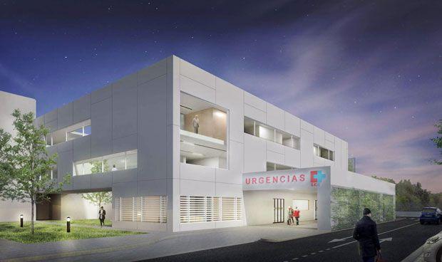 Las obras del nuevo bloque quirúrgico de Laredo se realizarán en 2 meses