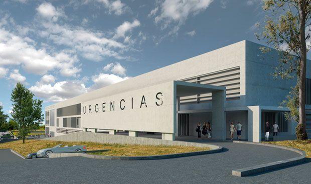 Las obras del nuevo Hospital de Estepona costarán 15 millones de euros