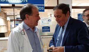 """Las obras del nuevo Hospital de Salamanca, finalizadas """"en mayo o junio"""""""