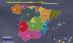 Las OPE sanitarias en España: 16.000 plazas prometidas, 8.000 convocadas