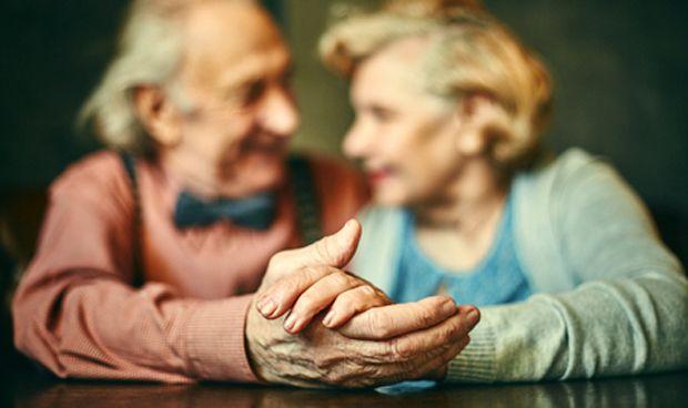 Las parejas que mejoran con los a�os son un seguro para el coraz�n