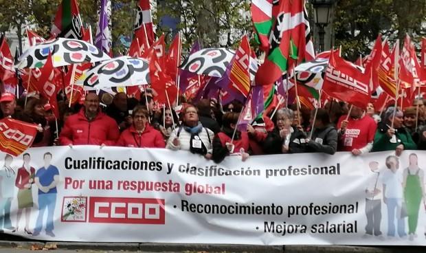 Las pensiones de los médicos, inmersas en movilizaciones sindicales