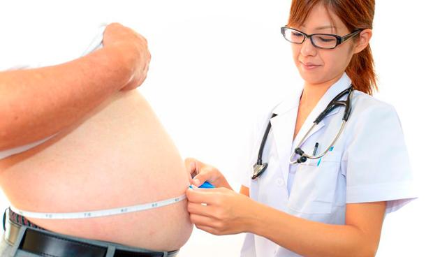 Las personas con 'cuerpo de manzana' tienen más riesgo de padecer diabetes
