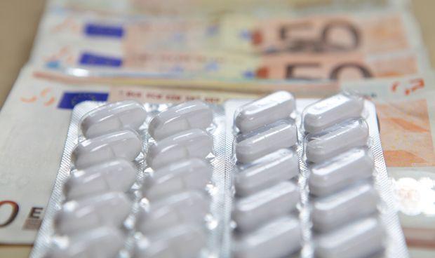 Las ventas de medicamentos de marca suben más de un 6%