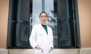Laura Almudéver, presidenta del Colegio de Enfermería de Valencia