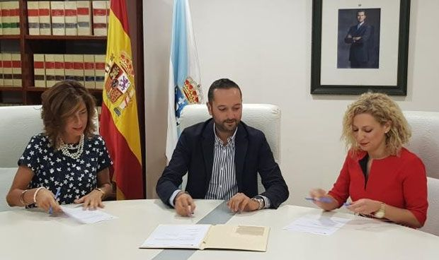 Laura López del Castillo, nueva jefa territorial de Sanidad en Ourense