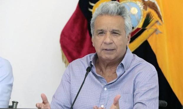 El presidente de Ecuador admite que el país no tenía un plan de vacunación frente al Covid-19