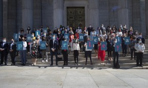 """""""Sí"""" definitivo la ley que blinda la sanidad de niños víctimas de violencia"""