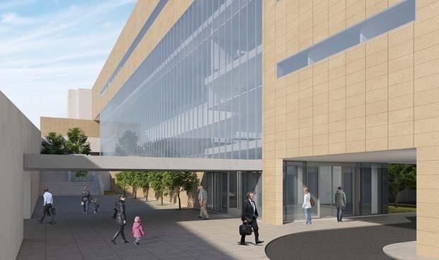 Licitado el nuevo edificio del Hospital Torrecárdenas por 8,7 millones