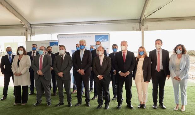 Linde invierte 39 millones en una nueva planta de gases medicinales
