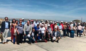 Linde organiza una jornada de convivencia con 50 pacientes con EPOC