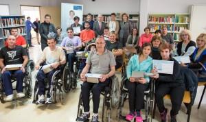Linde premia la superación diaria de las personas con paraplejía
