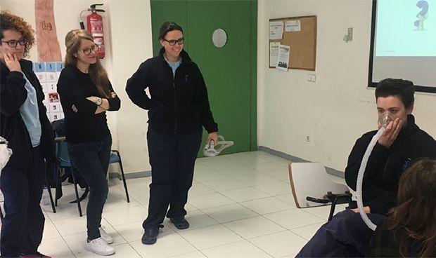 Linde y Atenpace se alían para ayudar a personas con parálisis cerebral