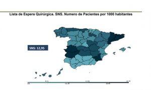 Lista de espera en España: ¿en qué CCAA operan antes al paciente?