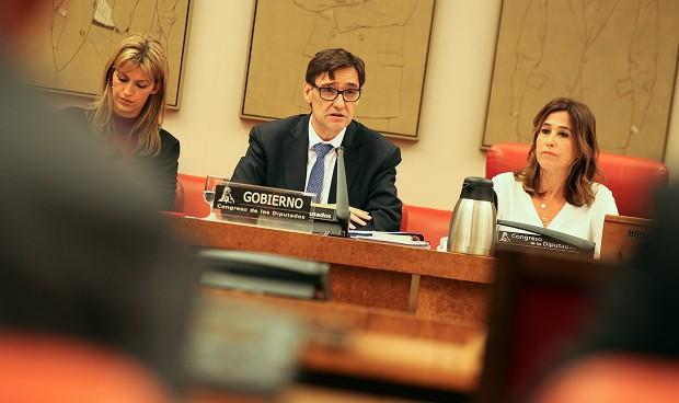 llla debuta en Comisión con anuncio de más plazas MIR y subida de sueldos