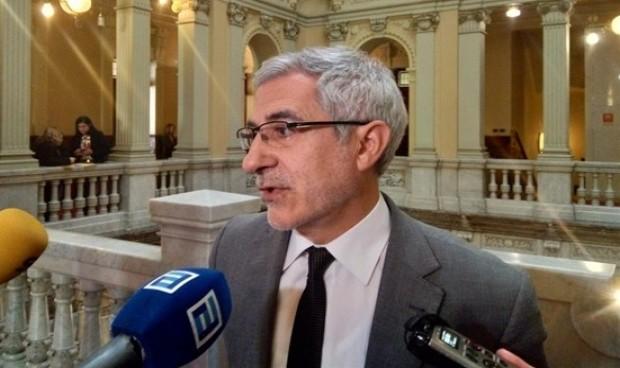 Llamazares, portavoz sanitario de IU Asturias, deja su cargo en el partido