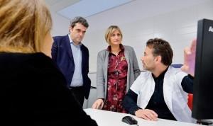 Llega a la sanidad española un sistema que recorta el papeleo del médico