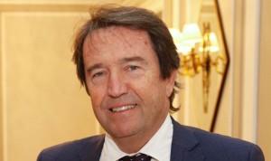 Lluís Monset, presidente de la Asociación Catalana de Entidades de Salud
