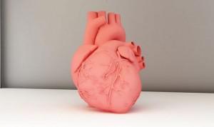 Logran imprimir en 3D partes del corazón con colágeno y células humanas
