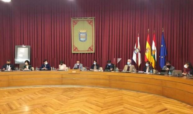 Logroño rechaza en pleno el Plan de Atención Continuada de La Rioja