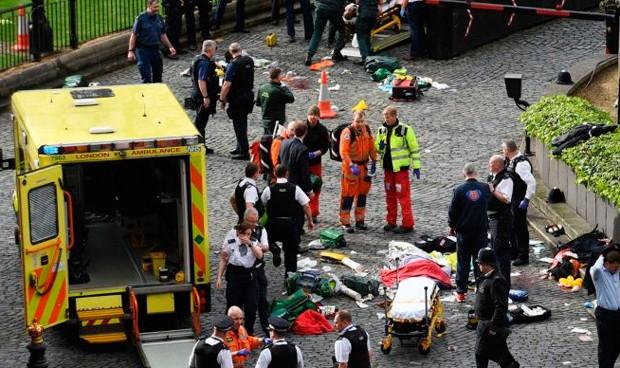 Londres: la respuesta sanitaria al atentado solo se hizo esperar 6 minutos