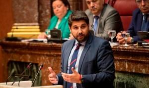 López Miras, investido presidente: el PP se queda con la Sanidad murciana