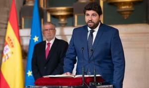 """López Miras promete a los murcianos una """"financiación justa"""" para sanidad"""