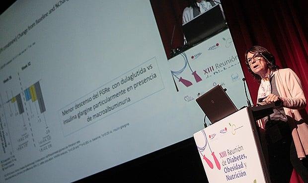 """Los análogos de GLP1 tienen un """"amplísimo potencial"""" en diabetes"""
