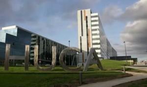 Los autobuses interurbanos podrán entrar al nuevo Hospital de Oviedo