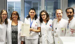 Los Bancos de Sangre de Torrevieja y Vinalopó obtienen la certificación CAT