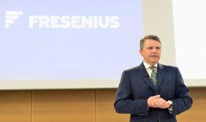 Los beneficios netos de Fresenius aumentan un 17%