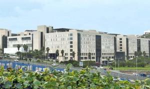 Los canarios puntúan con 8,6 al Hospital Doctor Negrín