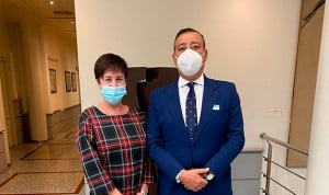 Los dentistas informan al PNV de los problemas de la profesión odontológica