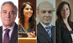 Los diputados sanitarios de Aragón: médicos, una enfermera y una psicóloga