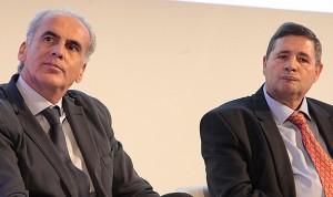 Los directivos de la Salud felicitan a Ruiz Escudero y le ponen un encargo