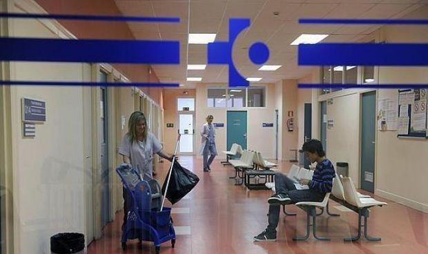 """Los enfermeros alaveses denuncian las """"precarias condiciones"""" de seguridad"""