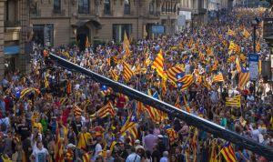 Los enfermeros catalanes, entre los profesionales más independentistas