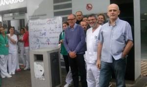Los enfermeros de guardias localizadas, en huelga tres días a la semana