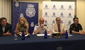 Los enfermeros vallisoletanos forman a la Policía Nacional