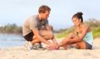 Los esguinces son las lesiones traumatológicas más frecuentes en verano