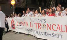 Los Estudiantes de Medicina catalanes, dispuestos a dar guerra