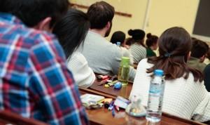 Los estudiantes del EIR creen que las netas del examen bajarán